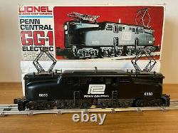Lionel Penn Central Gg-1 Electric Locomotive 6-8850 O/o27 Gauge New
