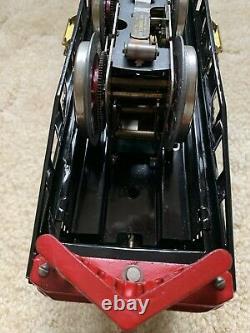 Lionel Pre War 380E ELECTRIC LOCOMOTIVE STANDARD GAUGE