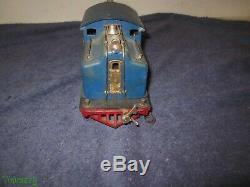 Lionel Prewar 318 0-4-0 Standard Gauge Electric Locomotive Repainted