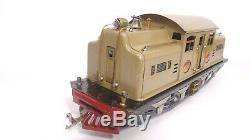 Lionel Prewar Mojave Standard Gauge Electric 402E Locomotive Passenger Engine