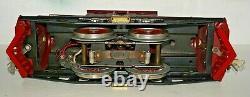 Lionel Prewar Standard Gauge 380 Engine With (2)319, 320, 322 Passenger Cars