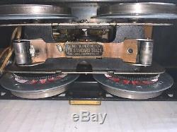Lionel Standard Gauge #318E Electric Locomotive. Runs Well
