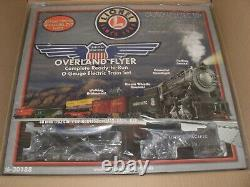 Lionel Union Pacific Overland Flyer RTR O Gauge Electric Train Set #6-30188 MIB