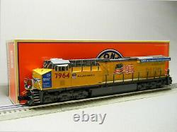 Lionel Up Ge Legacy Es44ac Diesel Locomotive Engine #7964 O Gauge 1933321 New