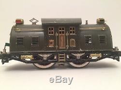 Lionel Vintage PreWar Std Gauge #10 Electric Locomotive 0-4-0 SOLID, C-5 G-VG