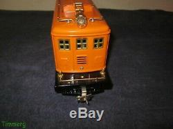 Lionel Williams 9E Standard Gauge Electric Locomotive withDisplay Track & Board