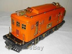 Lionel prewar 9 U standard gauge locomotive original very good postwar No box