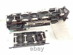 M-490 RARE! HALLMARK HOn3 GAUGE BRASS #HN0028 EAST BROAD TOP (11) 26-2 ENGIN