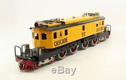 MM McCoy Standard Gauge Cascade E-2 Electric Locomotive SCARCE