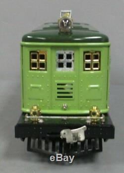 MTH 10-1066-0 Standard Gauge 2-Tone Green 9E Electric Locomotive