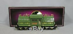MTH 10-1077-1 Standard Gauge #381E Electic Locomotive with PS EX/Box