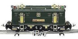 MTH 10-1105-0 Standard Gauge #9E Dark Green Electric Locomotive Traditional LN