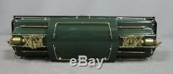 MTH 10-1131-1 Standard Gauge 408E Tinplate Electric with PS2 (Dark Green) LN/Box