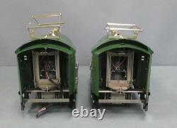 MTH 11-2010-1 Green Std. Gauge Big Brute Electric Engine withPS2/Box