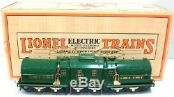 MTH 11-2010-1 Lionel Std. Gauge Green Big Brute Electric Engine with PS2 EX/Box
