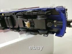MTH ELECTRIC AEM-7 AMTRAK 3 RAIL With PROTO SOUND CAB 924 O GAUGE 20-5505-1