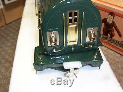 MTH Lionel Standard Gauge Tinplate Super 381S Electric State Green 11-2015-0