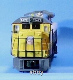 MTH O Gauge General Electric C30-7 Diesel Union Pacific #2472 Engine #20-2017-1U