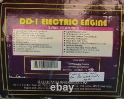 MTH O Gauge Long Island DD-1 Electric Engine with Proto Sound #20-5534-1EU