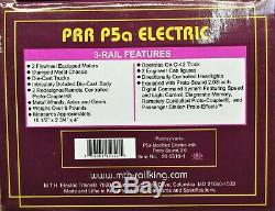 MTH Premier 20-5510-1 PRR/Pennsylvania P5a Modified Electric Engine PS2 O-Gauge