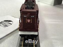 MTH Premier 20-5682-1 Pennsylvania E44 Electric Engine PS3 O Gauge Used #4444