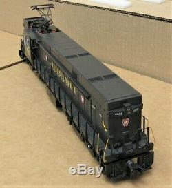 MTH Premier 20-5683-1 Pennsylvania/PRR E44 Electric Engine withPS3 O-Gauge LN RARE