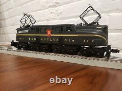 MTH RailKing GG1 O Gauge Pennsylvania Single Stripe Proto 2 30-2515-0 NIB