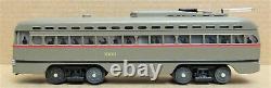 MTH Railking 30-2570-1 Brooklyn PCC Electric Street Car Trolley withPS2 O-Gauge LN