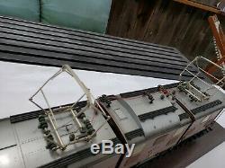 Märklin #5516, Gauge 1, G Scale, Electric Locomotive E91 DC & Digital with Sound