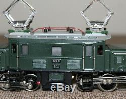 Marklin HO/OO Gauge CCS 800 Swiss Crocodile Locomotive, Excellent Condition