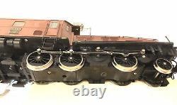 Marklin Märklin 1 Gauge #5757 SBB Electric Locomotive Be 6/8 II'Crocodile' OB