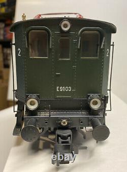 Marklin One 1 Gauge Die-Cast Metal E91 Electric Locomotive #5517