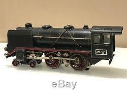 Marklin Prewar 0 Gauge 66/12920 Electric 20 Volt B Locomotive and Tender