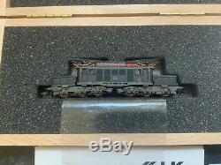 Marklin spur z scale/gauge. E94 Electric Locomotive. Toy Fair Model 2017. New