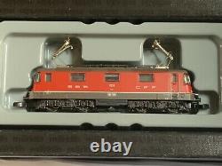 Marklin spur z scale/gauge SBB Electric Locomotive
