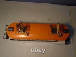 McCoy 1954 Standard Gauge National TCA 4-4-4 Orange Electric Locomotive EX