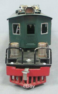 McCoy Standard Gauge 4-4-4-4 Pennsylvania E2 Electric Locomotive