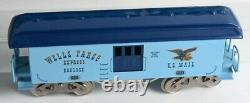 McCoy Wells Fargo Standard Gauge Electric Passenger Train