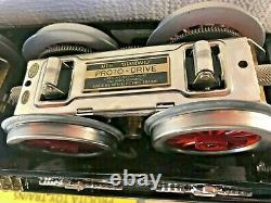 Mth 10-1023 Standard Gauge 408e Electric Loco Metal-nice -l925