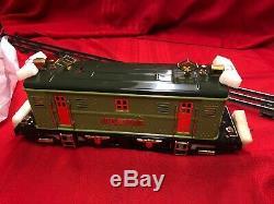 Mth Lines 10-1066-1 Tinplate 9e Proto-drive Standard Gauge Electric Locomotive