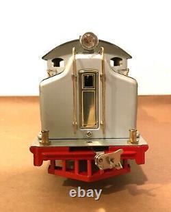 Mth Standard Gauge 318e Tinplate Electric Locomotive No Engine