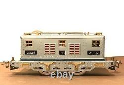 Mth Standard Gauge 3236 Tinplate Electric Locomotive No Engine/electronics