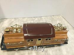Mth Standard Gauge # 408e Electric Locomotive In Box