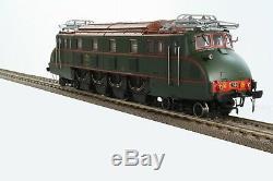 New Jouef Hj2320 Ho Gauge Electric Locomotive 2d2 E 540 Sncf Femme Enceinte