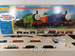 OO Gauge Hornby Thomas and Percy Electric Train Set