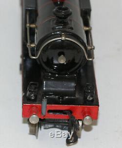 PRE WAR 1920s BING BASSETT LOWKE PRECURSOR TANK LOCOMOTIVE ELECTRIC O GAUGE