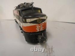 Postwar Vintage Lionel O Gauge #2350 New Haven Ep-5 Electric Locomotive In Origi