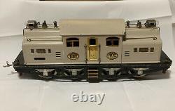 Pre- War- Lionel 402-electric Locomotive Engine- Standard Gauge-all Org-train