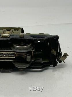 Prewar Lionel Train 252 Olive Electric O Gauge Engine Running L20-5