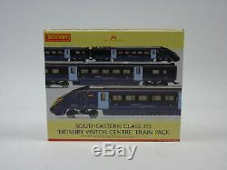 R3813 Hornby 00 Gauge Southeastern High Speed Class 395 Train Pack DCC Ready New